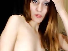 Tiny Sweetheart Anal Masturbation