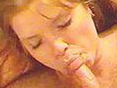 If words could merely describe how sexy this freckled slut indeed is it would be much easier, but you can see this sweeping in act in this private porn episode clip. Watch her engulf the shit out of this rod of her free facial