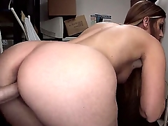 Amateur-Texas-Beauty-with-Booty getting banged cock
