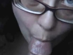 Unspecified sucks creamsicle and his cock