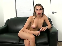 Interested in seeing future pornstar Jennifer Blaze on first casting in their way gambol Then watch this video clip right now and you would enjoy from this so great experience.